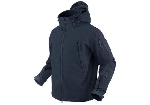 Condor 602 Summit Softshell Jacket - Navy Blue