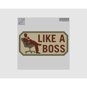 MilSpec Monkey Like a Boss - Forest