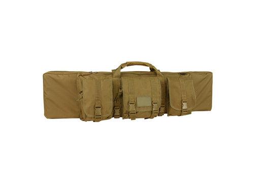 """Condor 133 36"""" Single Rifle Case - Coyote Brown"""