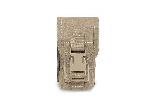 Warrior Smoke Grenade Pouch - Coyote Tan