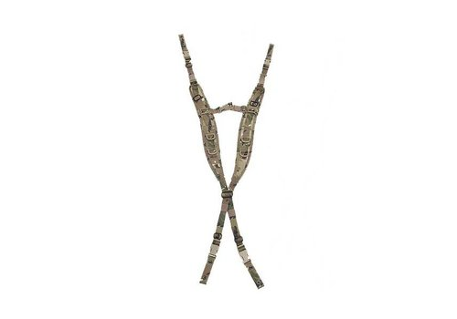 Warrior Load Bearing / Low Profile Harness - MultiCam