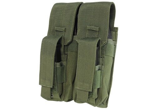 Condor MA71 Double AK Kangaroo Mag Pouch - Olive Drab