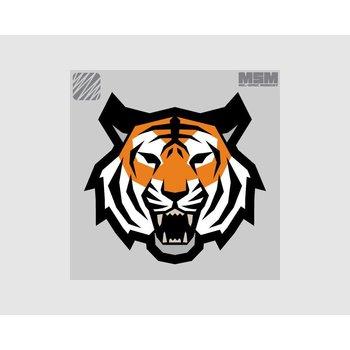 MilSpec Monkey Tiger-Kopf-Patch - Full Color