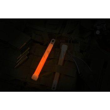 Claw Gear 6 Inch Light Stick - Orange
