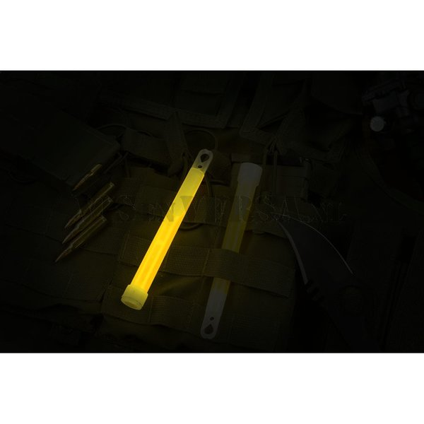 Claw Gear 6 Inch Light Stick - Yellow