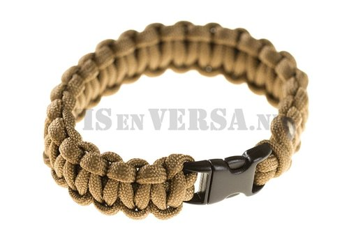 Invader Gear Paracord Bracelet - Coyote