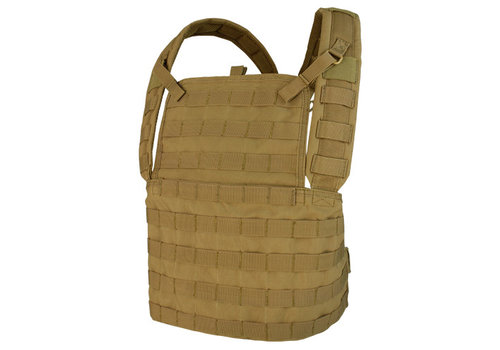 Condor MCR1 Chest Rig - Coyote Brown