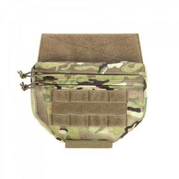 Warrior Drop Down Velcro Utility Pouch - MultiCam