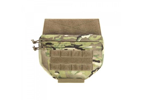 Warrior Drop Down Velcro Utility Pouch - MultiCam