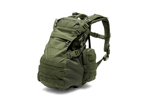 Warrior Helmet Cargo Pack - Olive Drab