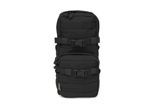 Warrior Cargo-Pack mit Trink Compartment - Schwarz