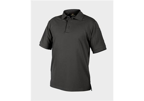 Helikon-Tex Urban Tactical Polo Shirt - Top Cool - Black