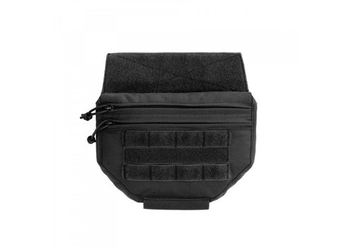 Warrior Drop Down Utility Pouch - Black