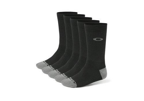 Oakley Performance Basic Crew Socks 5er-Pack