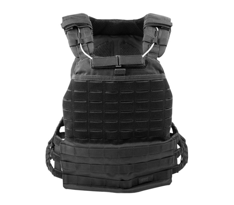 TacTec Plate Carrier - Black
