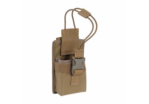 Tasmanian Tiger TT Tac Pouch 3 radio -  Coyote Brown
