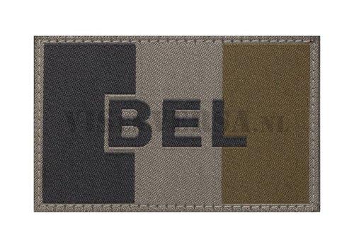 Claw Gear Belgische Vlag 50 X 76mm - RAL7013