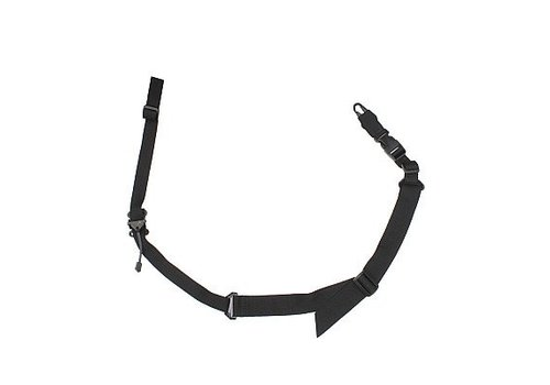 Warrior Two Point Weapon Sling - Black