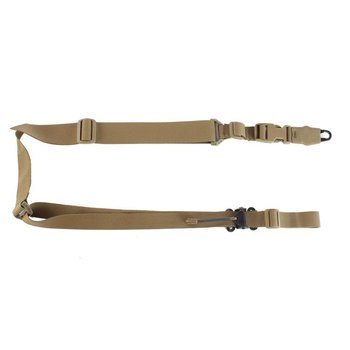 Warrior Two Point Weapon Sling - Coyote Tan