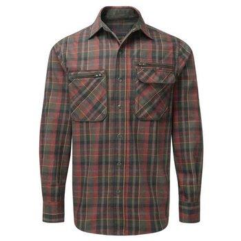 Shooterking GreenLand Shirt Red S1016