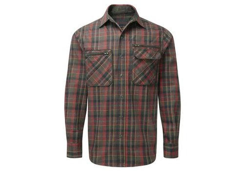 Shooterking GreenLand Shirt Red S1016