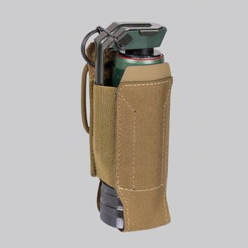 Direct Action Gear Flashbang Pouch Open - Coyote Brown