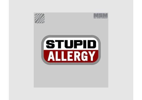 MilSpec Monkey Stupid Allergy Patch - Forest