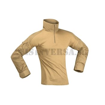 Invader Gear Combat Shirt - Coyote Tan