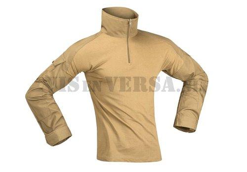 Invader Gear Combat Shirt - Coyote Tan