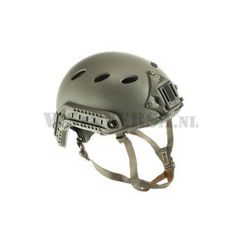 FMA Fast Helmet PJ - Foliage Green