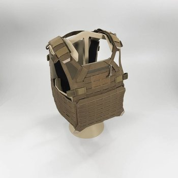 Direct Action Gear Spitfire Plate Carrier - Coyote Brown