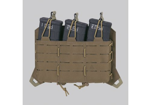 Direct Action Gear Spitfire Triple Rifle Magazine Flap - Coyote Brown
