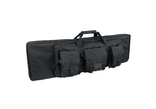 "Condor 151 36"" Double Rifle Case - Black"