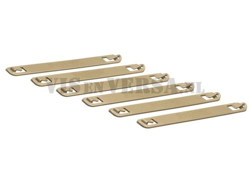 Blackhawk 7 Inch Speed Clips 6pcs - Coyote Tan