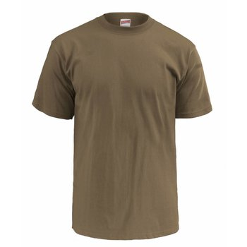 Soffe T-Shirt Tan, 3-er Pack