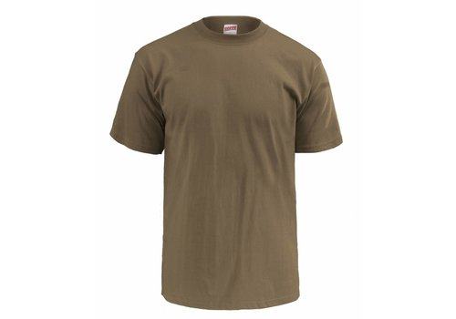 Soffe T-Shirt Tan, 3-er Pack