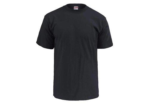 Soffe T-Shirt Black, 3 pack