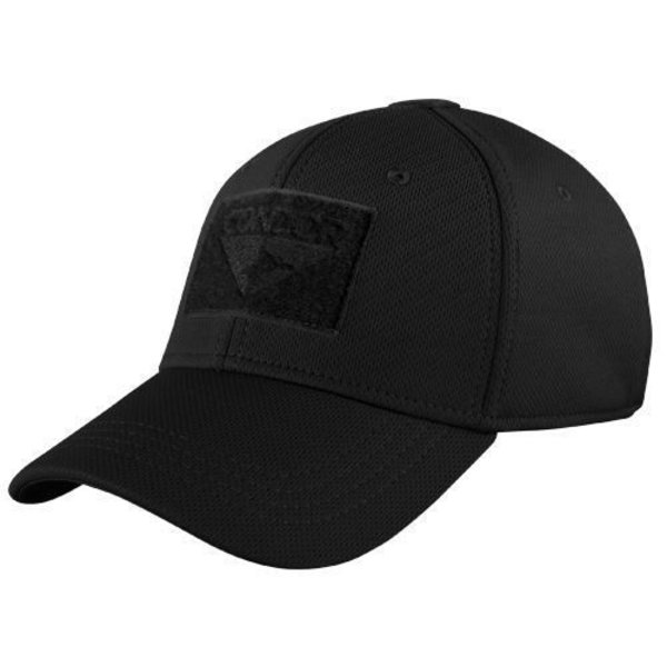 Condor 161 080 Flex Cap - Black