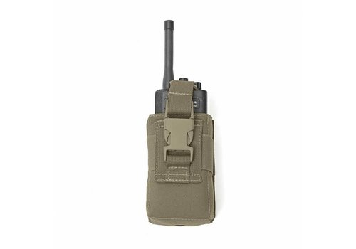 Warrior Elite OPS Small Radio Pouch - Ranger Green