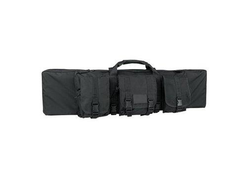 "Condor 133 36"" SIngle Rifle Case - Black"
