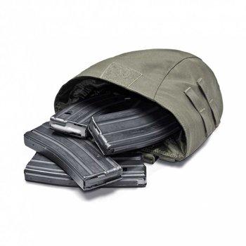 Warrior Elite OPS Large Roll Up Dump Pouch Gen2 - Ranger Green
