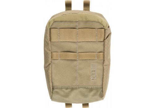 5.11 Tactical Ignitor Notebook Pouch - Sandstone
