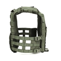 Recon Plate Carrier w Pathfinder Chestrig - Olive Drab