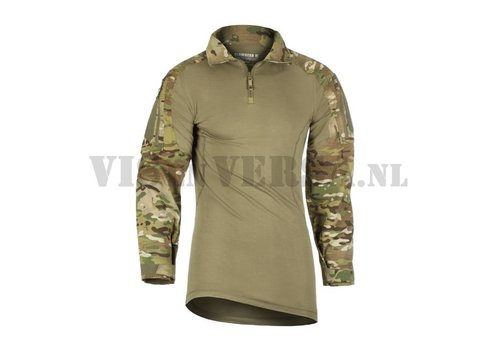 Claw Gear Operator Combat Shirt - MultiCam