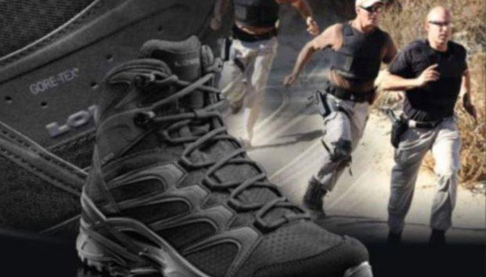 Taktische Schuhe