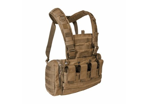 Tasmanian Tiger Chest Rig MK2 - Coyote Brown