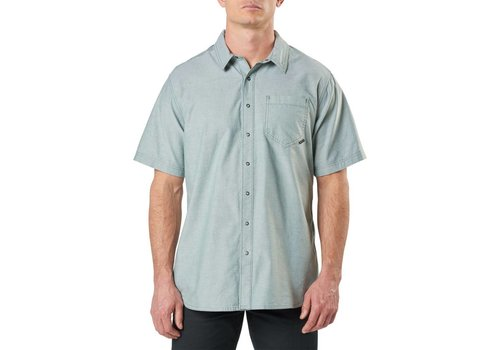 5.11 Tactical Ares Short Sleeve Shirt - Stampede