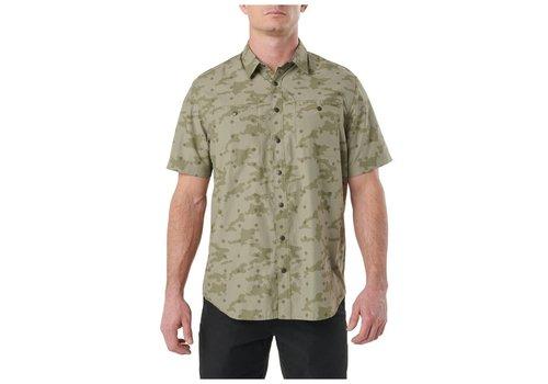 5.11 Tactical Crestline Camo Short Sleeve Shirt - Python