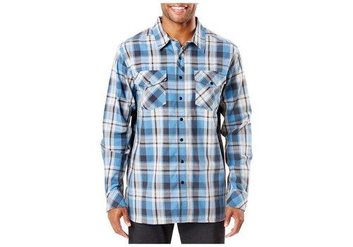5.11 Tactical Peak Long Sleeve Shirt -  Diplomat Plaid