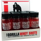 Black Gorilla Whey Shots